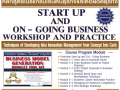 57.Start Up and On-Going Business